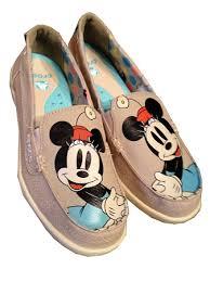 canvas shoes crocs minnie mouse walt disney world