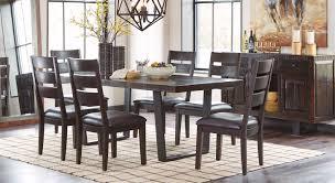 Kathy Ireland Dining Room Furniture Ashley Furniture Parlone Dining Collection By Dining Rooms Outlet