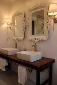 Baroque Bathroom Accessories Reclaimed Wood Bathroom Vanity Design Ideas