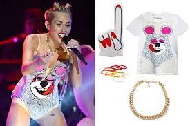 Miley Cyrus Halloween Costume Ideas Miley Cyrus Halloween Costumes Fun Stuff Fuse