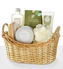 Spa Gift Basket Ideas Spa Gift Baskets Pampering Bath And Body Gift Sets 1800flowers Com