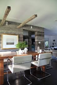 moderne stühle esszimmer 20 ideen für esszimmer interieur design in rustikalem schick