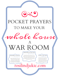 1 way your home can become a war room worshipful living