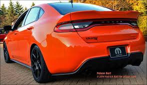 dodge dart orange color header orange 2013 dodge dart garage dodge