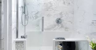 shower eye catching shower tub combo or separate appealing