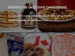 cuisine canadienne le canada by jenae reis