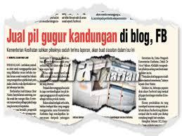 Pil Gugur Kandungan 2 Minggu Berkas Penjual Pil Gugur Kandungan Nasional Sinar Harian