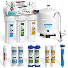 express water 5 stage undersink reverse osmosis drinking water