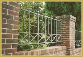 Decorative Metal Fence Panels Decorative Fence Panels Home Depot Simple Black Aluminum Rail