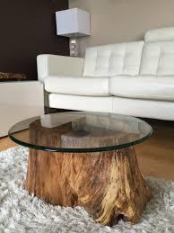 coffee table wonderful tree stump end table stump furniture