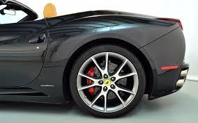 Ferrari California Specs - 2010 ferrari california for sale in norwell ma 74474a mclaren