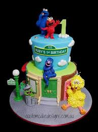 sesame cake toppers best 25 sesame cake ideas on elmo party favors