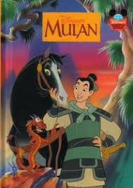 disneys mulan disney hardcover 0717288331 book