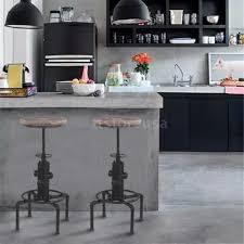swivel metal bar height stools adjustable kitchen counter stool