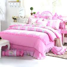 Urban Outfitters Ruffle Duvet Duvet Covers King Little Girls Pink Princess Style Cute Girly