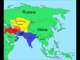 India On A Map Alternate Future Of Asia Episode 3 Persia And India Youtube