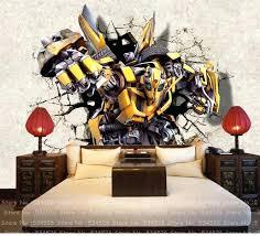 transformers bedroom transformer bedroom decor transformers bumblebee wallpaper movies