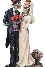 skull cake topper cake toppers wedding collectibles