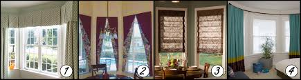Drapes For Bay Window Pictures 4 Stylish Treatments For Your Bay Windows Majic Window