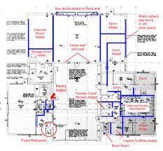 Fire Station Floor Plans Updated U2013 Renovations For Raleigh Fire Station 2 U2013 Legeros Fire Blog