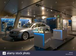 inside bmw headquarters new car model displayed inside the bmw museum in the city of