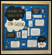 classmates books students make bulletin board displays advertising books