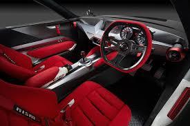 renault dezir concept interior nissan idx 2013 cartype