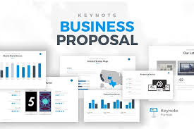 business proposal keynote template presentation templates
