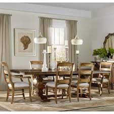 Hooker Furniture Archivist  Piece Dining Set With Ladderback - Hooker dining room sets