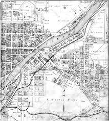 Pennsylvania Cities Map by Lawrence County Pennsylvania Atlas 1872