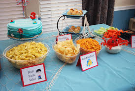 the sea party miss e s 3rd birthday the sea themed party how sweet this is