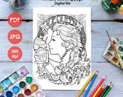 evil queen coloring page printable colouring page adults