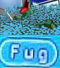 Fug Meme - vp i don t understand the fug rayquaza meme and i m pok礬mon