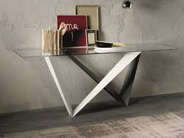 rectangular console table westin by cattelan italia design