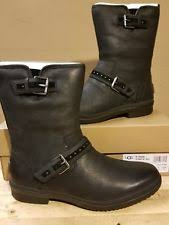 womens boots in size 11 ugg australia s buckle size 11 ebay