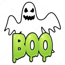 boo ghost cartoon u2014 stock vector rudall30 87073942