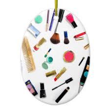 cosmetic ornaments keepsake ornaments zazzle