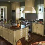 Houzz Painted Cabinets Home Accecories Chalk Painted Kitchen Cabinets 2 Years Later Our