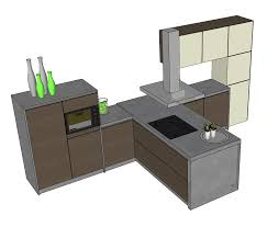kitchen design model 3ds max autocad and sketchup models