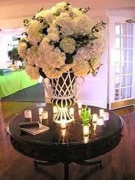 hydrangea wedding centerpieces wedding flower wedding candles wedding decorating hydrangea