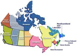 capital of canada map links