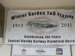 florida railroad museum downtown winter garden florida