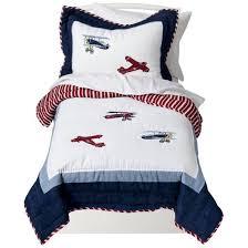 Vintage Comforter Sets Sweet Jojo Designs Vintage Aviator 5 Pc Toddler Bedding Set Target