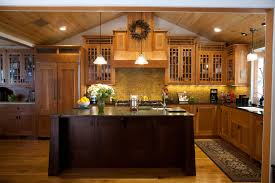arts and crafts style kitchen cabinets home decoration ideas