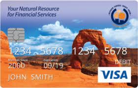 Interior Credit Union Visa Debit Card Features Interior Federal Credit Union