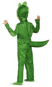 amazon com gekko classic toddler pj masks costume small 2t toys