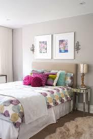 couleur mur chambre fille chambre ado fille en 65 idées de décoration en couleurs
