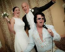 elvis wedding in vegas las vegas wedding packages with or without the king