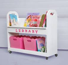 Library Bookcase Plans Ana White Library Book Cart Diy Projects