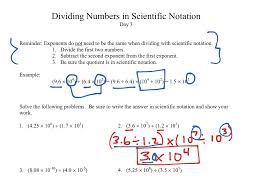 Multiplying And Dividing Negative Numbers Worksheet Showme Multiplying And Dividing Scientific Notation